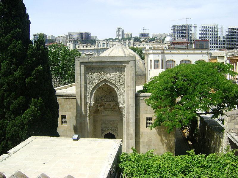 قصر الشروانشاهانيين