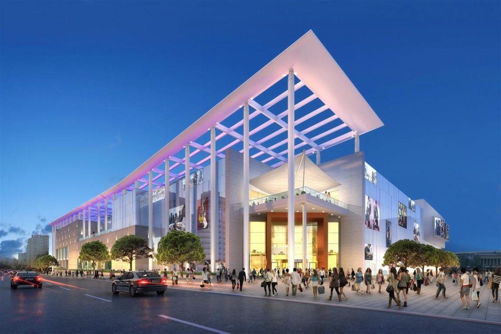 Ganjlik Mall 1