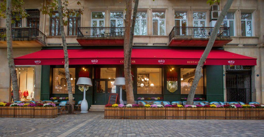 مطعم ومقهى Paris Bistro Baku
