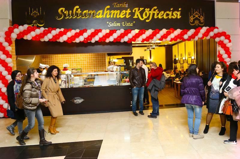 مطاعم المشاوي في باكو اذربيجان