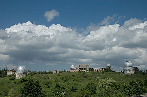 مرصد شماخي للفيزياء الفلكية Shamakhi Astrophysical Observatory