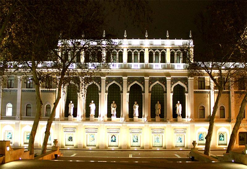 المتحف الوطني للأدب الأذربيجاني