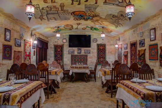 افضل مطاعم اذربيجان 10 مطاعم فاخرة Firuze مطعم
