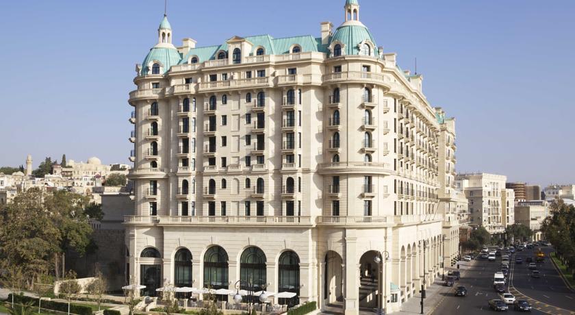 فندق فور سيزون باكو Four Seasons Hotel Baku