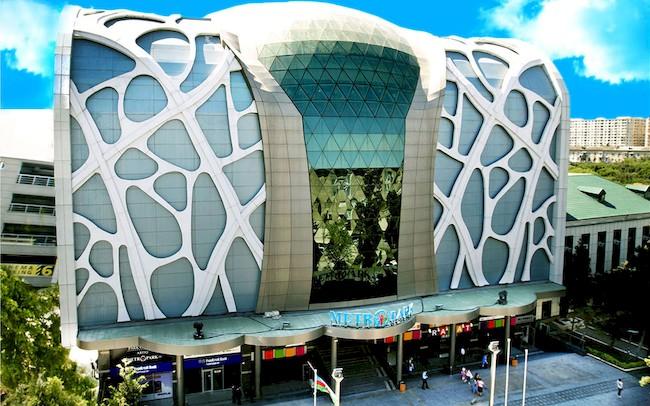 مركز Metropark shopping center baku