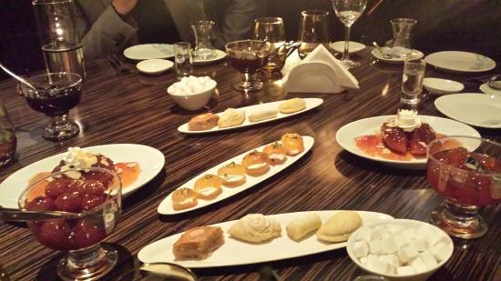 افضل ١٠ مطاعم في اذربيجان