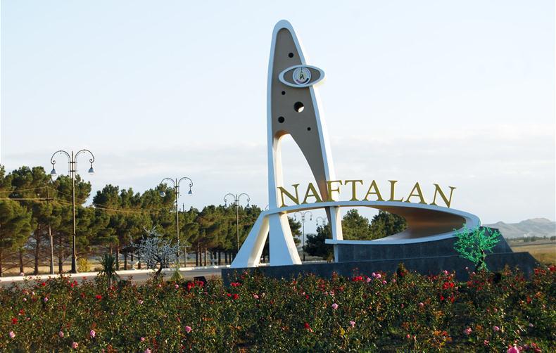 مدينة Naftalan برنامج سياحي 3 ايام في اذربيجان