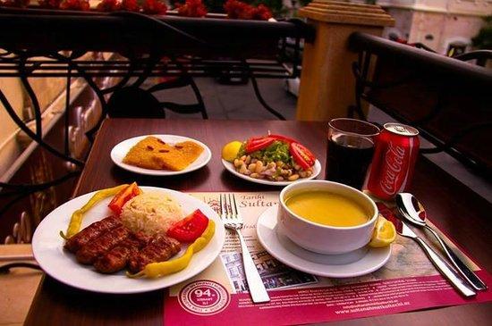 مطاعم اكل اذربيجاني
