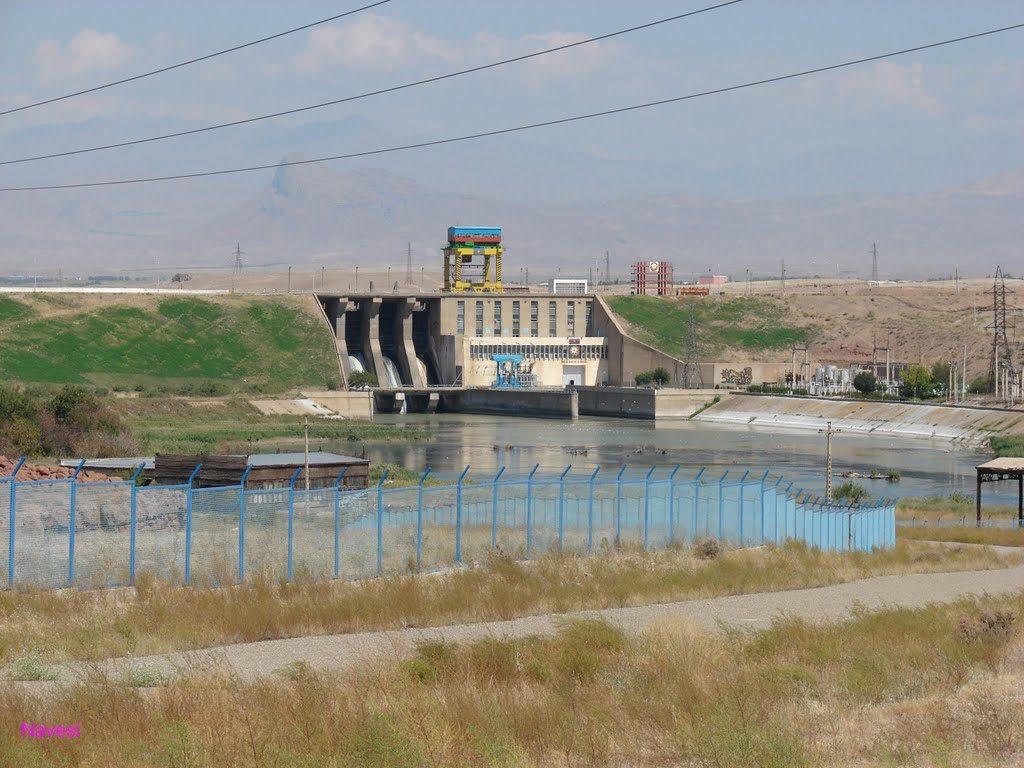 Aras Dam سد أراس