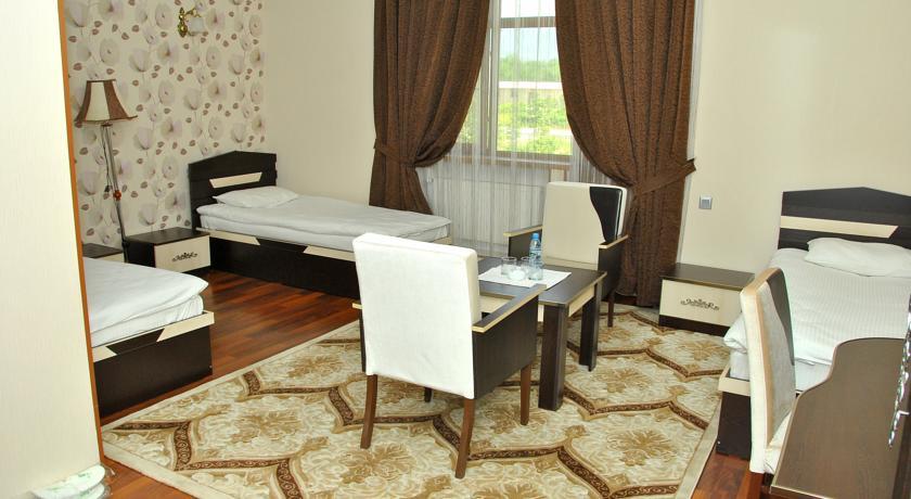 فندق سرفيس من افضل فنادق مدينة شكي الاذربيجانية