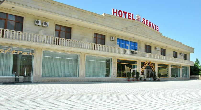 Hotel Service فندق سرفيس- فئة الـ4 نجوم
