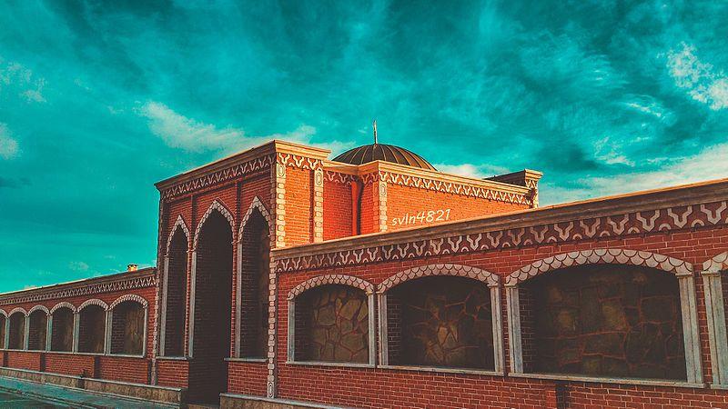 اهم الاماكن السياحية فى نخجوان Khan palace Nakhchivan