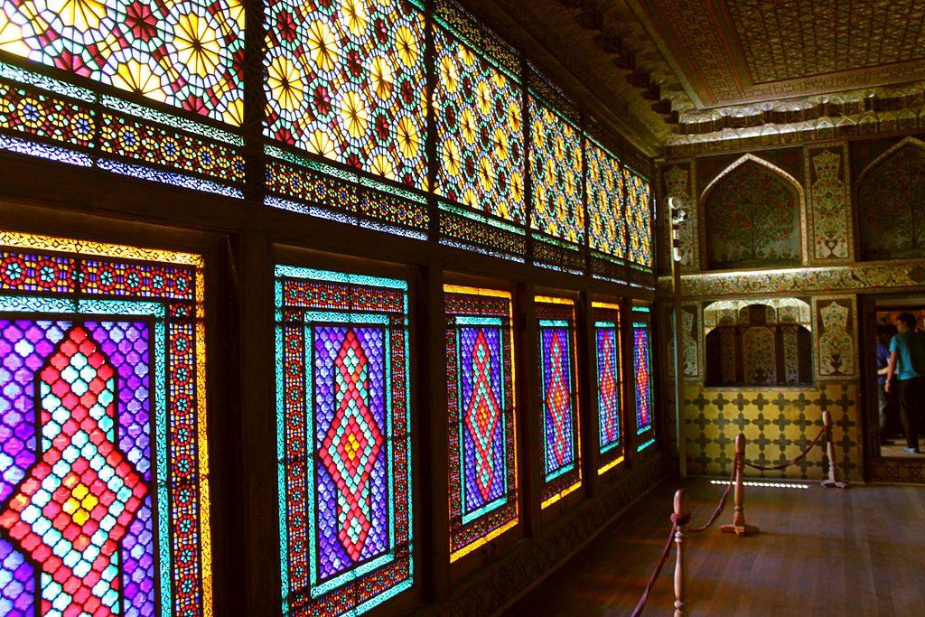 Shaki khan palace 2