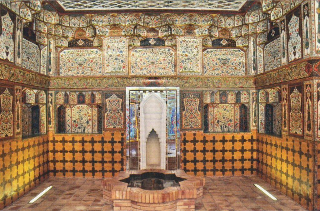 Shaki khan palace 3
