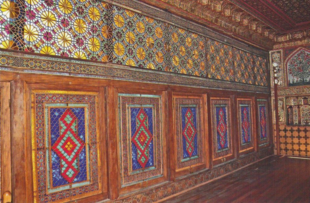 Shaki khan palace 4