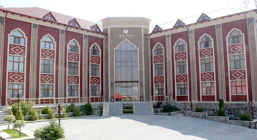 Sheki Palace Hotel فندق شكي بالاس – فئة الـ5 نجوم