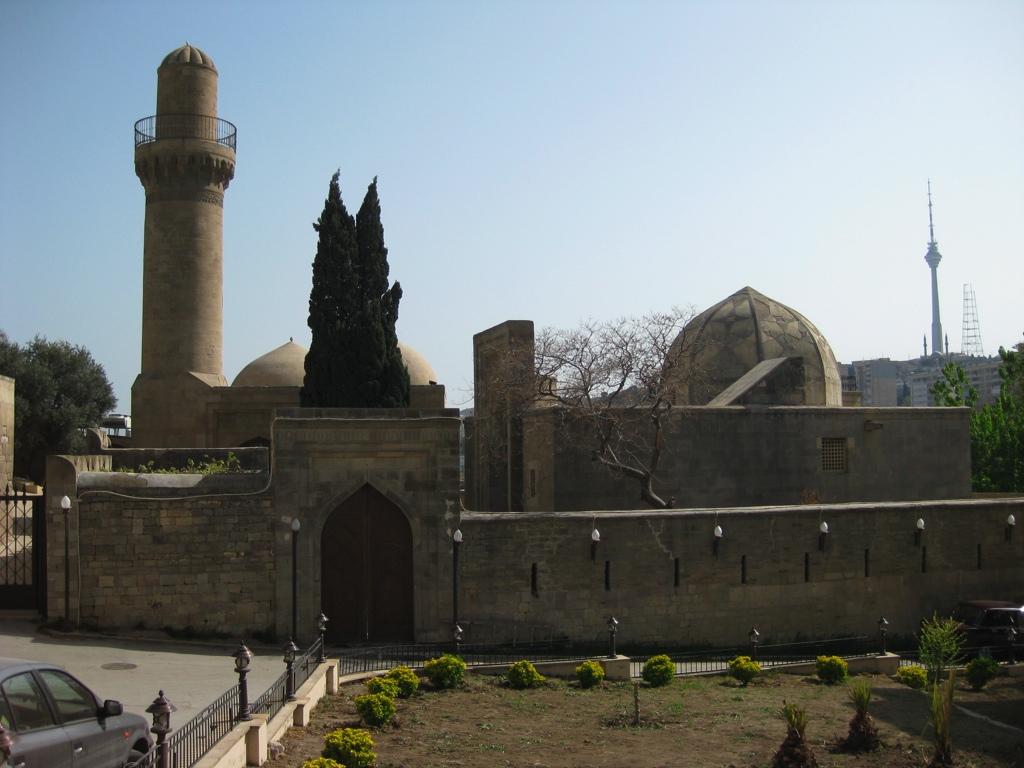 Shirvanshahs_Palace,_Baku