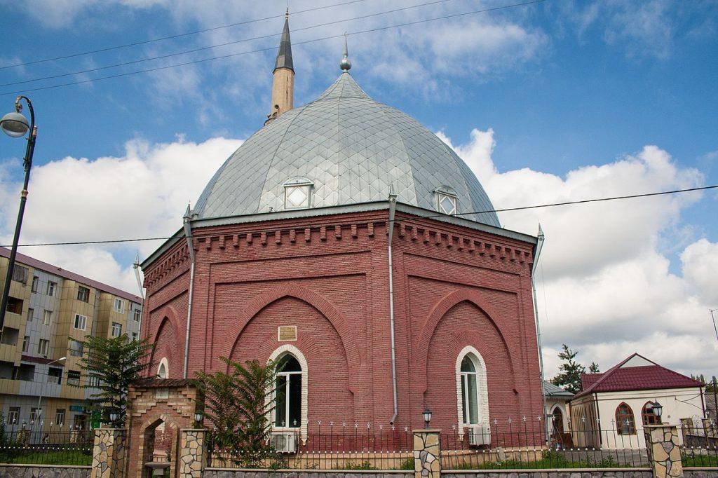 مسجد جمعة في نخجوان