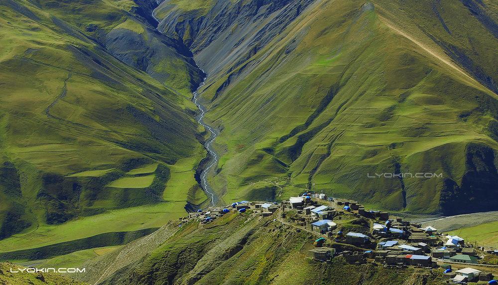 village Khinalug