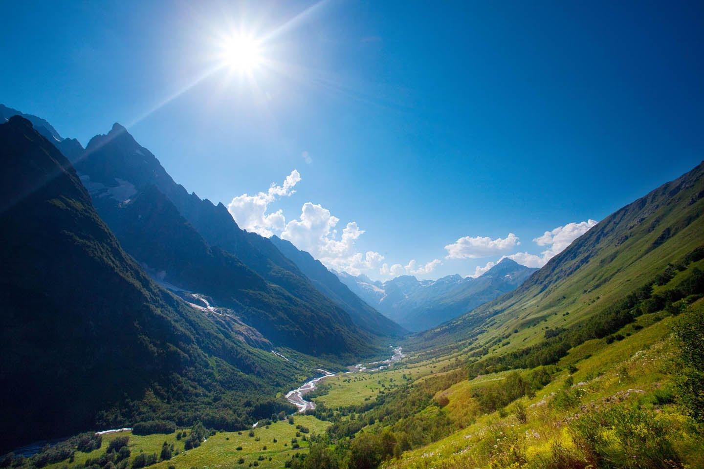 جبال تاليش