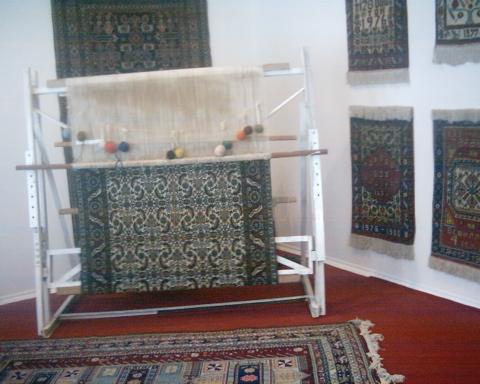 متحف السجاد فى خاشماز