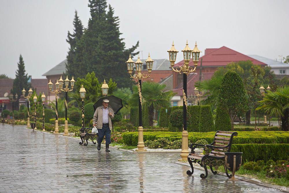 ليريك مدينة الجمال والهدوء فى اذربيجان